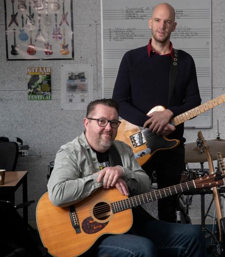 Meer dan alleen gitaardocent in Veldhoven