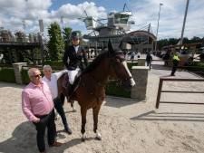 Springruitertop in Valkenswaard: 'Dit is heel anders dan het kijken naar wedstrijden op Eurosport'