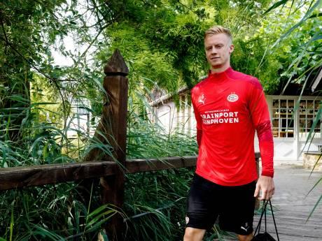 Timo Baumgartl is weer gelukkig en gretig bij PSV: 'Ben John de Jong dankbaar voor zijn luisterend oor'