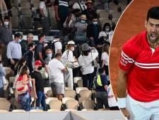 Chaos à Roland Garros: des fans mécontents chassés du stade