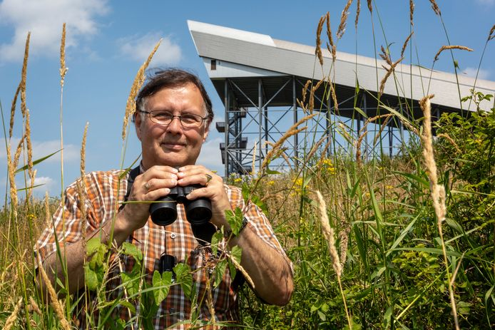 Leon van den  Berg, voorzitter van Kwaliteitsteam Buytenpark
