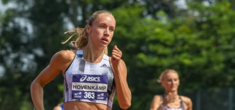 Eva Hovenkamp werkt met achtste plek in Zwitseland toe naar NK Atletiek