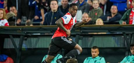 Haps nu alleen met Feyenoord bezig: 'Zo lang ik hier speel, geef ik honderd procent'