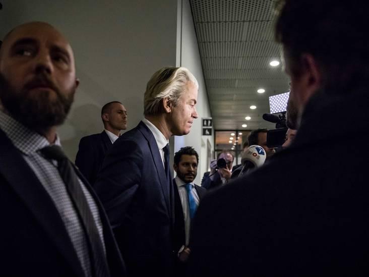 Geert Wilders na DBB-lek: Onzin dat ik veilig ben