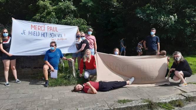 """Duivel-doet-al Paul (69) ging voor de dertigste keer mee op Chirokamp: """"Dat houdt me jong"""""""