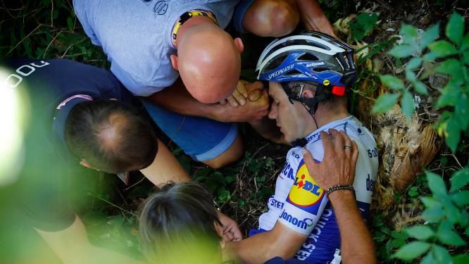 """Evenepoel herstelde mentaal vlotter van zware val dan gewone sterveling: """"Remco zat snel weer in zijn comfortzone"""""""