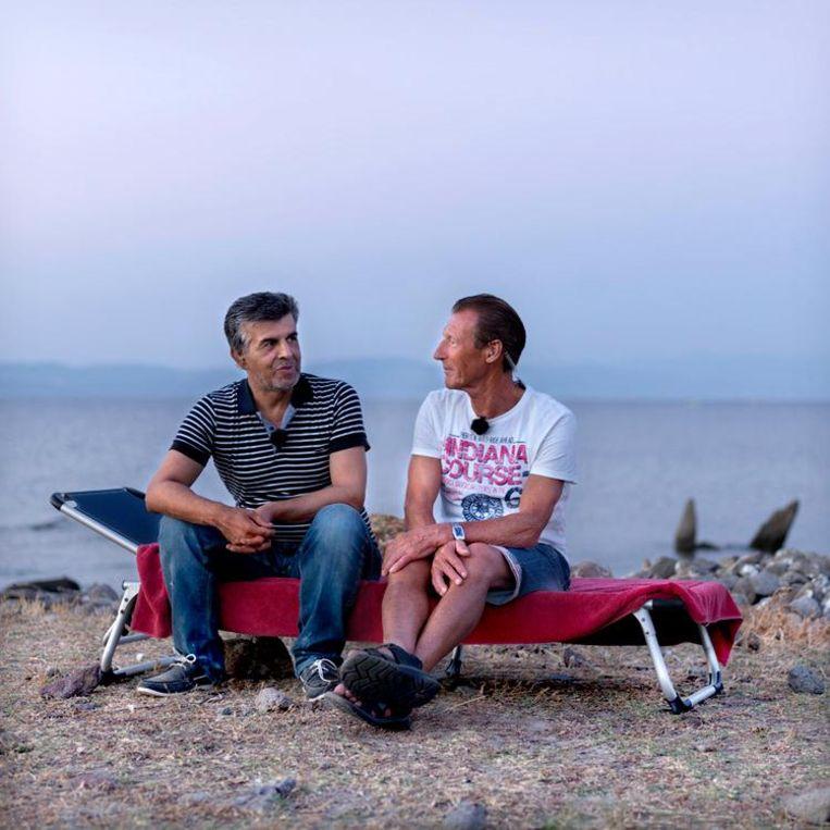 Beeld uit de documentaire The Island of all Together. Beeld Marieke van der Velden