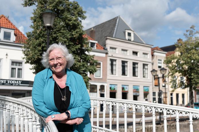 Gerda van Wageningen