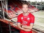 FC Utrecht-aanwinst Van de Streek ziet uit naar Europees voetbal