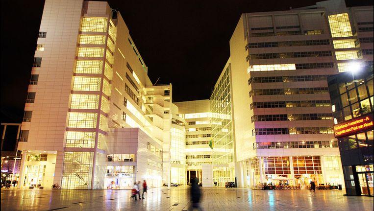 Het stadhuis van Den Haag Beeld null
