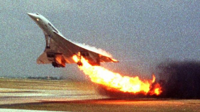 Documentaire: Concorde vatte vuur door band