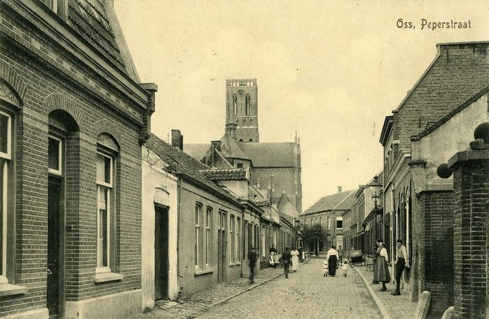 De Peperstraat.