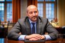 """Burgemeester Achmed Marcouch van Arnhem. ,,We zitten er bovenop."""""""