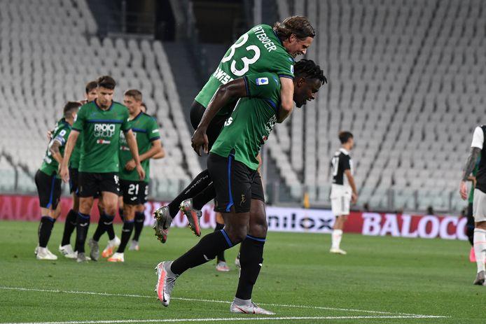 Impressionnants contre la Juve, les hommes de Gian Piero Gasperini ont envoyé un message au PSG, leur futur adversaire en quart de finale de la Ligue des Champions.