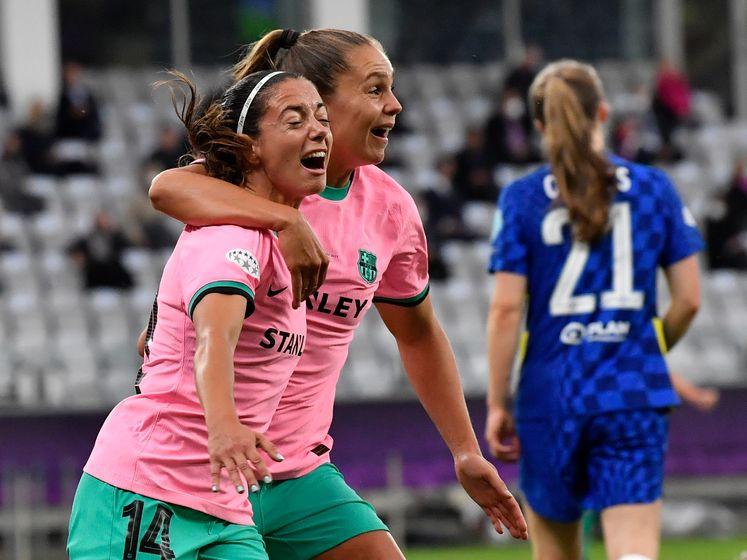 Hoofdrol voor Lieke Martens in gewonnen Champions League finale