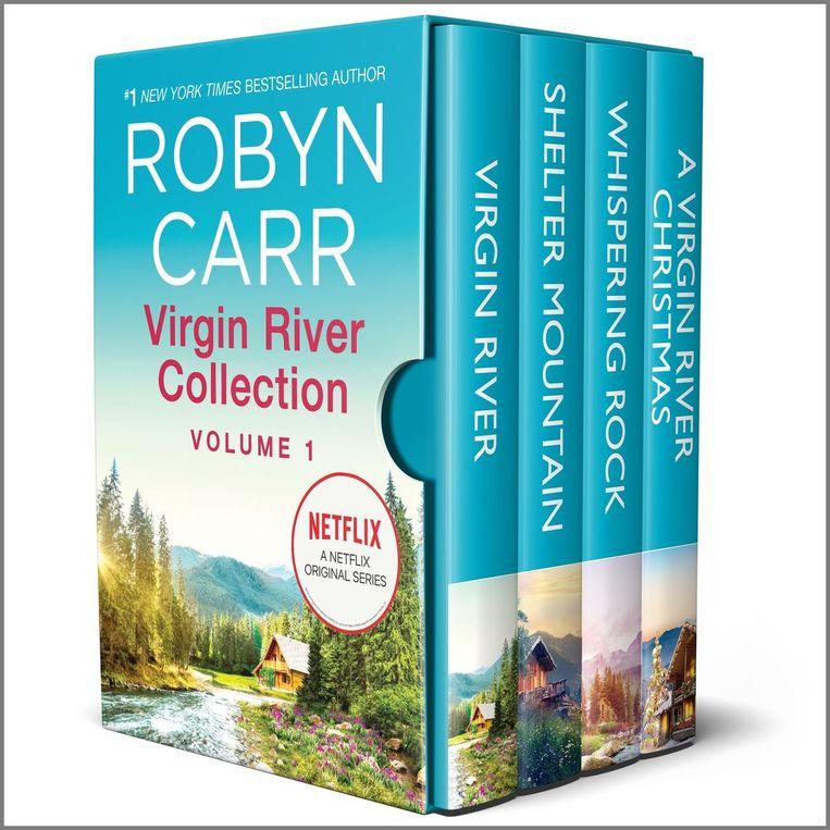 Virgin River boekenserie. Beeld