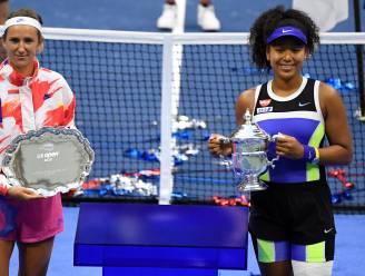 US Open: Osaka verslaat Azarenka in driesetter en pakt tweede eindzege