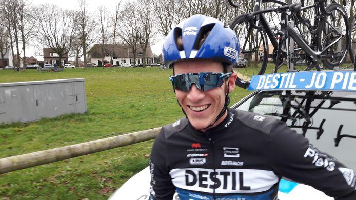 Winnaar Twan Brusselman.