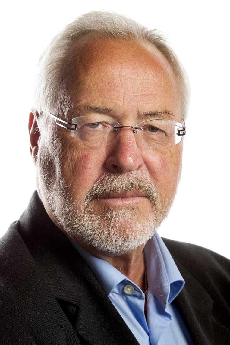 Ronald Sörensen: van 'lieve leraar tot populistische politicus' Beeld ANP
