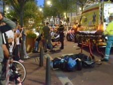 Zwangere vrouw raakt gewond bij aanrijding op Stationsweg in Den Haag