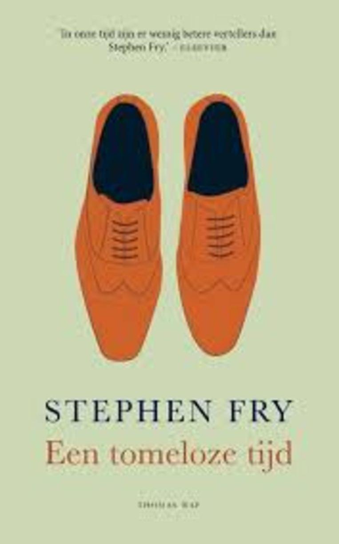 Stephen Fry – Een tomeloze tijd. Beeld rv
