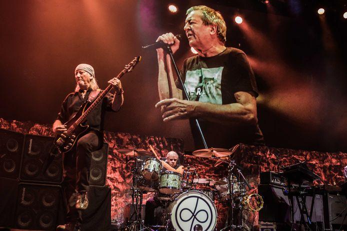 Deep Purple de laatste keer in de Ziggo Dome.