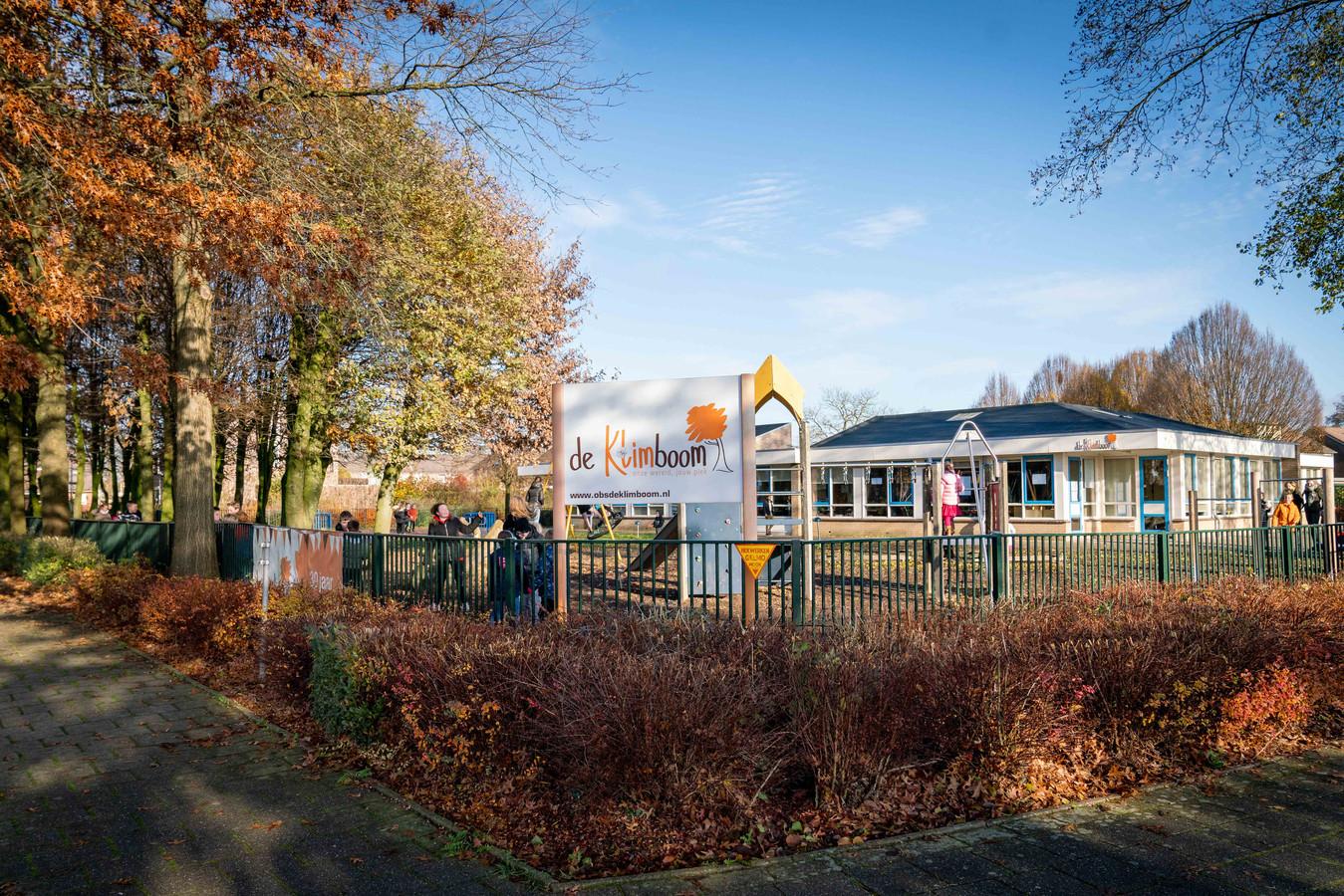 De voormalige basisschool De Klimboom in Heteren.