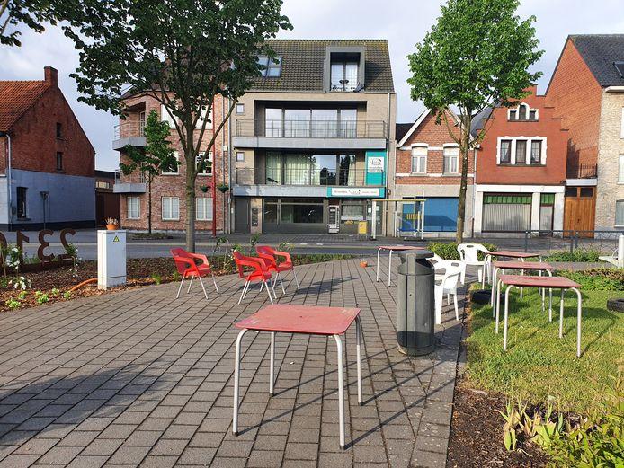 Ondanks het verbod op Poortje Pik in Rijkevorsel in 2020 werden er toch enkele spullen verzameld.