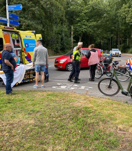 Fietser aangereden op Ceintuurbaan Deventer