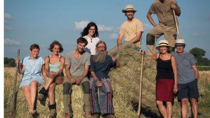 Kollebloemboek over 'De kracht van voedende landbouw'