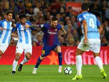 Barcelona thuis opnieuw foutloos