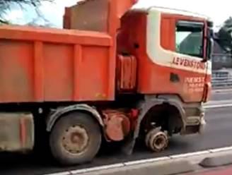 Bedrijf van vrachtwagen die vanochtend crashte in Kortenberg haalde eerder al nieuws met truck zonder voorwiel