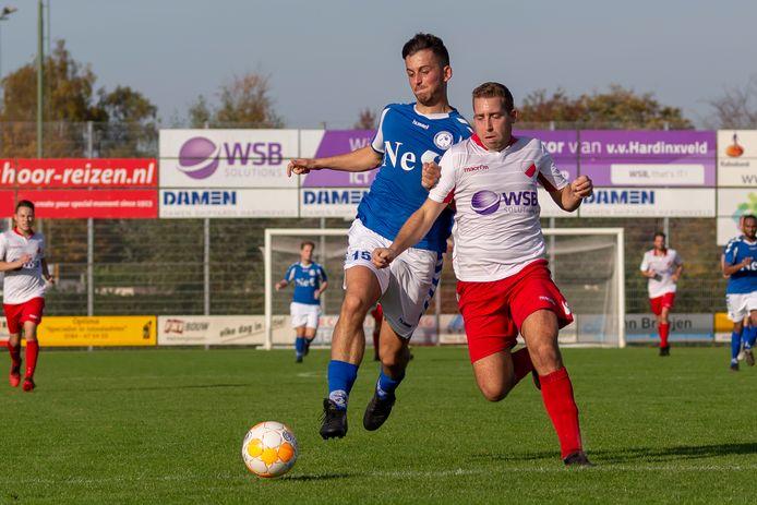 Robin Peursem verruilt Schelluinen voor streekgenoot Hardinxveld.