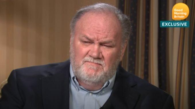 """Vader Meghan Markle: """"Ik geef elke maand een interview als ze niets laat horen"""""""
