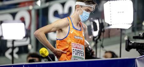Coronabesmetting zit Nijmeegse atleet Mike Foppen dwars in aanloop naar Spelen