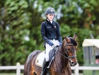 Bo (17) is Belgisch Kampioene 'Eventing' of  triatlon voor paarden