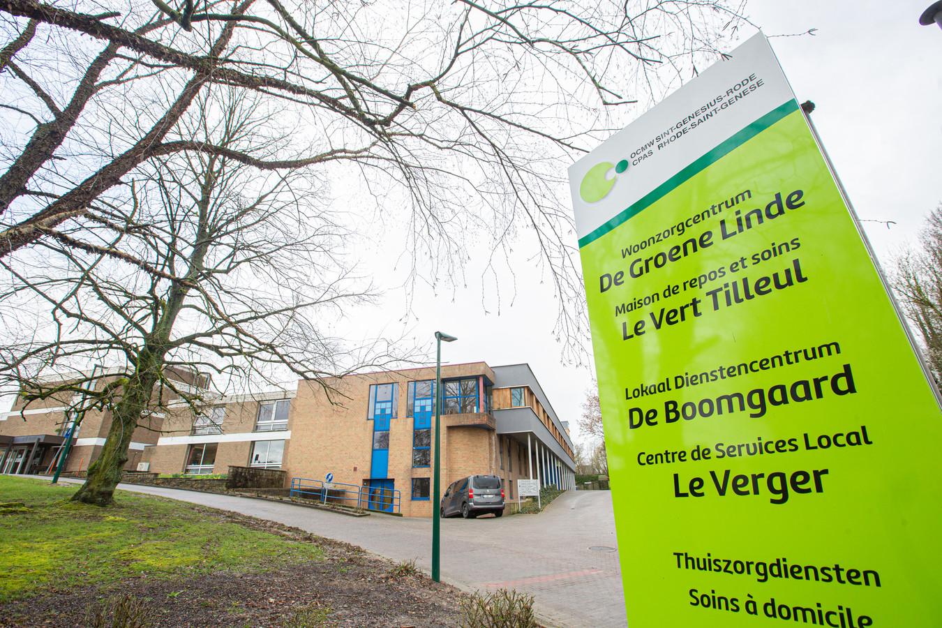 Woonzorgcentrum De Groene Linde in Sint-Genesius-Rode