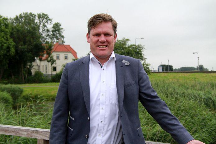 Harco Kolk was jarenlang een bekend gezicht bij SC Genemuiden, maar wordt nu bestuurder bij PEC Zwolle.