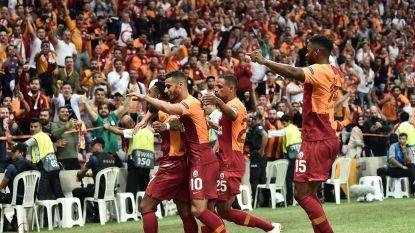 Feest in Istanbul: Galatasaray rekent af met Lokomotiv Moskou en ziet hoe Schalke en Porto het op draw houden