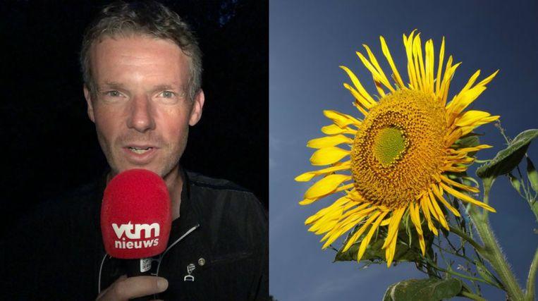 """Frank Duboccage: """"Het is vandaag nog bewolkt, maar het weekend brengt veel zon"""""""