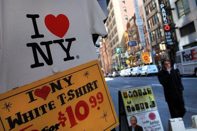 De reis naar New York zou zo'n 2000 euro gaan kosten.