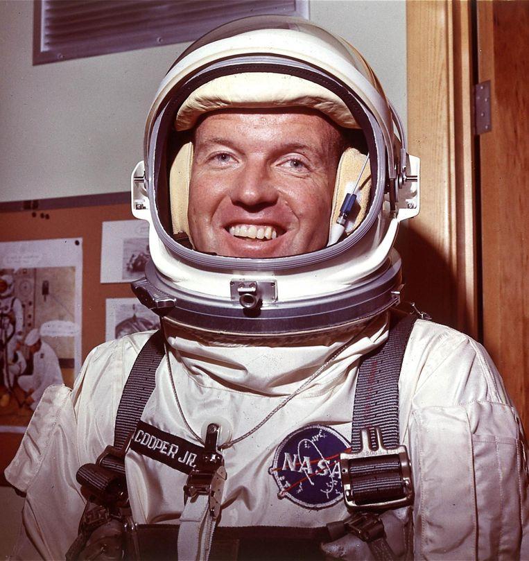 Astronaut Gordon Cooper.
