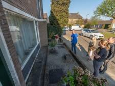 Frits uit Apeldoorn en zijn dochters (11 en 10) schrikken zich te pletter van 'enorme vuurbal' in de voortuin