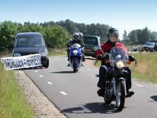 Volop actiebereidheid in Oost-Nederland tegen motorlawaai: 'Het hoeft gewoon niet, die herrie'