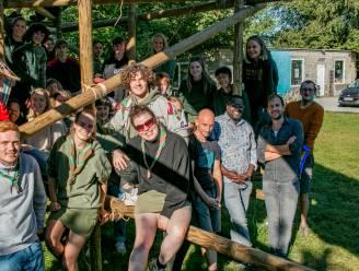 """Veel plannen bij scouts D'Olmen: """"Nieuw jeugdlokaal bouwen én rol opnemen bij beheer bolle akkergebied"""""""