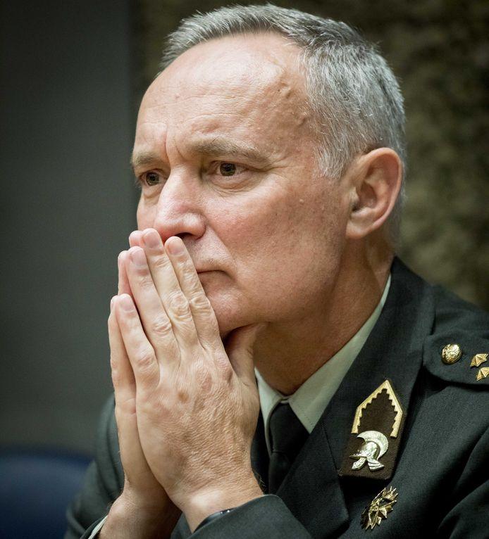 Generaal Tom Middendorp