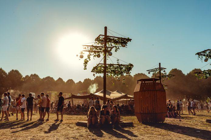 Paradijs van het Zuiden, houdt hoop op een festival op 21 augustus aan het Engelermeer.