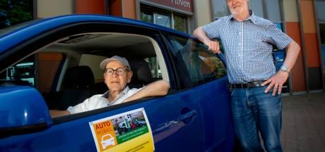 Voormalig vrijwilligers Mobuur starten nieuwe sociale vervoersdienst in Apeldoorn