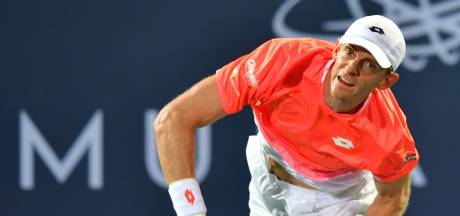 Geen US Open voor voormalig finalist Kevin Anderson