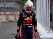 Max Verstappen richt na crash gifpijlen op Pirelli: 'Een beetje vaag wel en levensgevaarlijk ook'